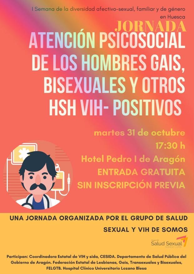 ATENCIÓN PSICOSOCIAL DE LOS HOMBRES GAIS, BISEXUALES Y OTROS HSH VIH- POSITIVOS